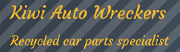 kiwi auto wreckers