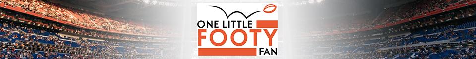 One Little Footy Fan
