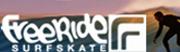freeride surf skate