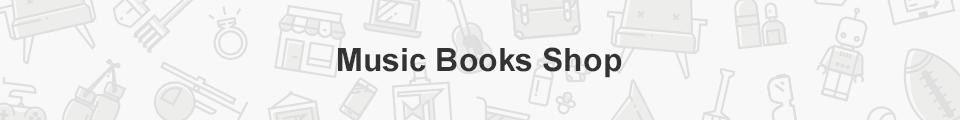 Music Books shop