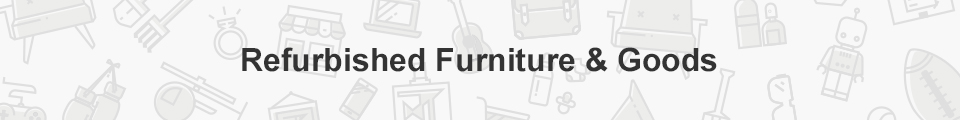 Refurbished Recycled Furniture & Goods