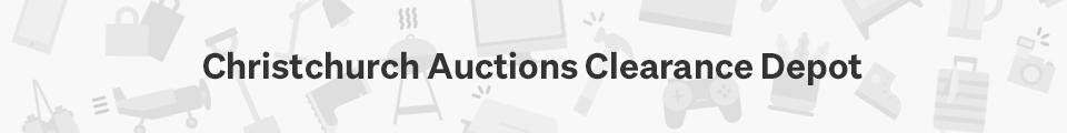 Christchurch Auctions Clearance Depot