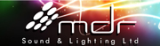 mdr sound and lighting