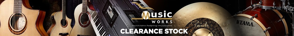Music Works Clearance