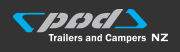pod trailers and campers nz ltd