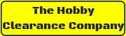 the hobby clearance company