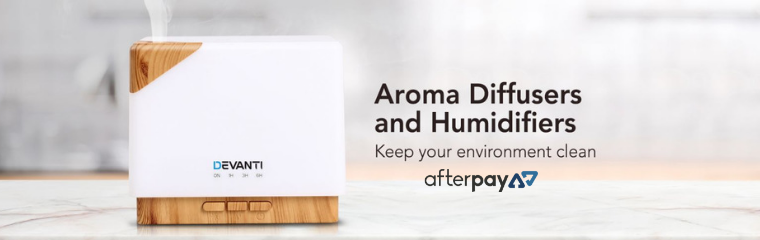 Aroma Diffusers and Humidifiers