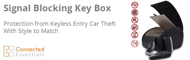 signal blocking key box