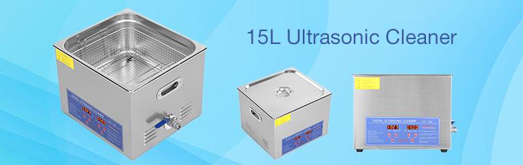 15L Ultrasonic Cleaner