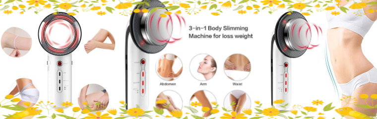 3 in 1 body slimming machine for weight loss