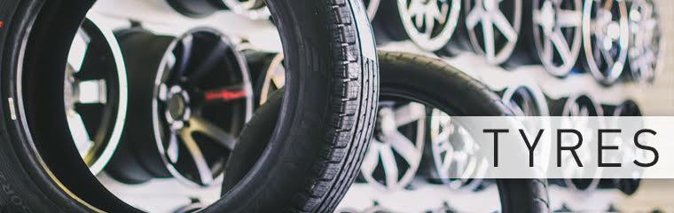 HyperDrive Tyres