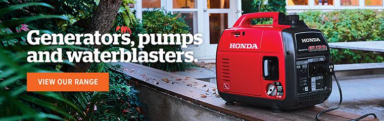 generator pump waterblaster