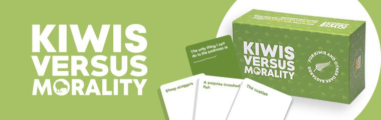 Kiwis Versus Morality