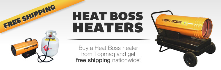 topmaq promotion heaters