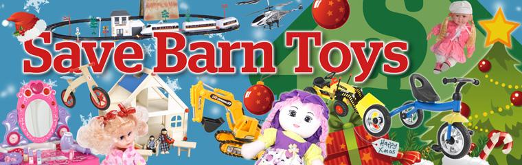 Save Barn Toys