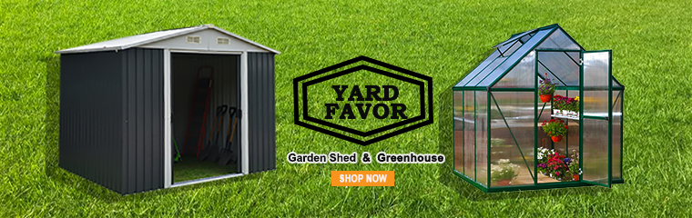 Garden Shed & Greenhouse