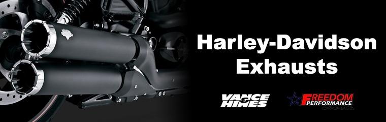 Harley Davidson Exhausts
