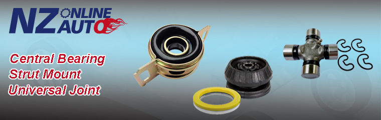 Central Bearing or Strut Mount or universal joint