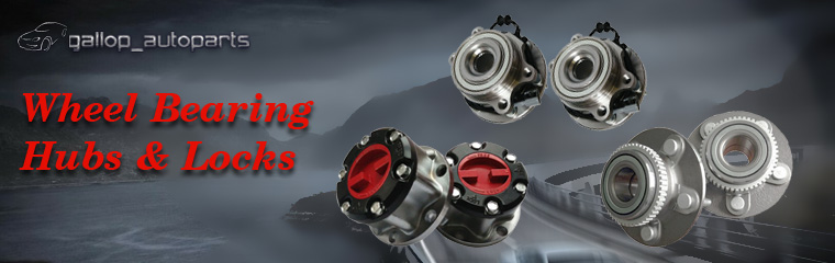 Wheel Bearing OR Hub & Locks