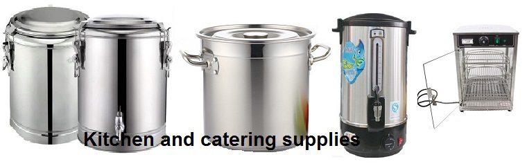 Kitchen and catering supplies