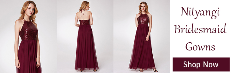 Nityangi Bridesmaid Gowns