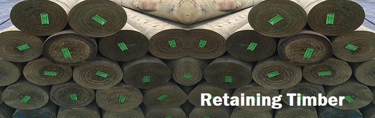Retaining Timber